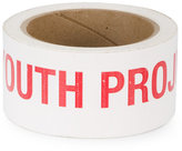 Raf Simons Youth Project duct tape