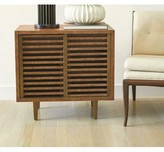 Global Views Nelson Bedside 2 Drawer Accent Chest