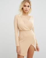 Glamorous Asymmetric Dress