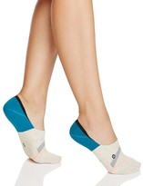 Stance Super Invisible Silver Stripe Socks