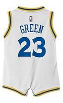 adidas Baby Golden State Warriors Draymond Green Jersey Bodysuit