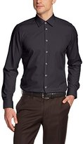Strellson Premium Men's Slim Fit Classic Long Sleeve Business Shirt