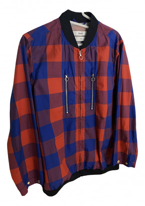 Oamc Multicolour Cotton Jackets