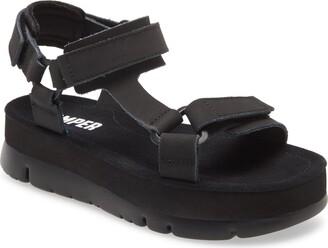 Camper Oruga Up Platform Sport Sandal