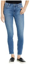 Paige Hoxton Ankle Jeans in Summit Distressed (Summit Distressed) Women's Jeans