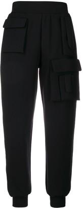 NO KA 'OI Patch Pocket Trousers