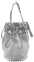 Alexander Wang Metallic Diego Bucket Bag