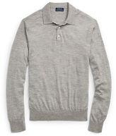 Polo Ralph Lauren Merino-Silk-Cashmere Sweater