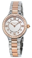 Frederique Constant Classics Delight Watch with Diamonds, 26mm