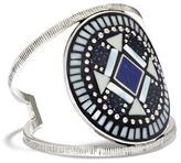 Vince Camuto Textured Geometric Open Cuff
