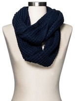 Mossimo Women's Waffle Knit Infinity Scarves