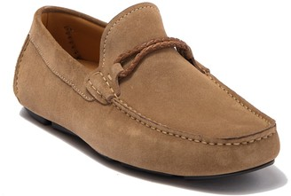 Magnanni Suede Slip-On Driver