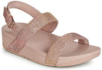 FitFlop LOTTIE GLITZY BACKSTRAP SANDAL women's Mules / Casual Shoes in Pink