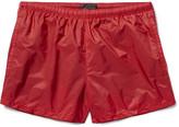 Prada Slim-Fit Short-Length Swim Shorts