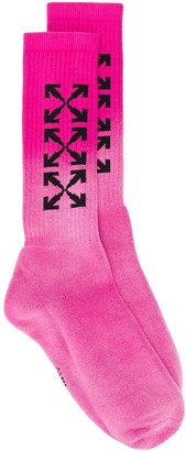 Off-White Arrows motif socks