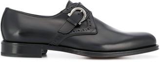 Salvatore Ferragamo monk strap shoes