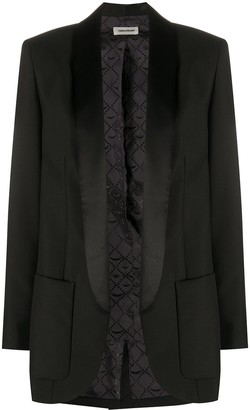Zadig & Voltaire Verdun Smoking Jacket