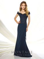 Montage by Mon Cheri - 116937W Dress
