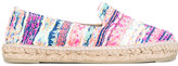 Manebi Ibiza espadrilles - women - Cotton/Jute/Raffia/rubber - 37