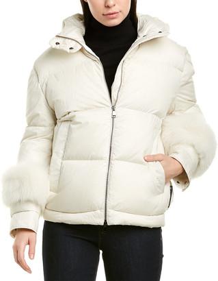 Moncler Fraie Down Coat