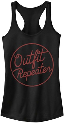 Juniors' Outfit Repeater Tank