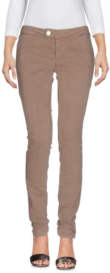 Manila Grace Denim pants - Item 36983494