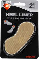 Sof Sole Heel Liner Cushions (2 Pack)