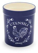 Sur La Table Rooster Utensil Crock