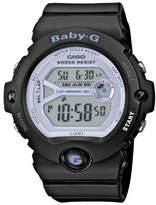 Casio Women's Baby-G Digital Watch with Resin Strap BG-6903-2BER