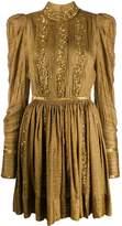 Ulla Johnson Philippa sequined pleated dress