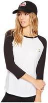 Vans Woodstock Raglan Women's Short Sleeve Pullover