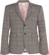 Thom Browne Checkered Wool Sports Coat