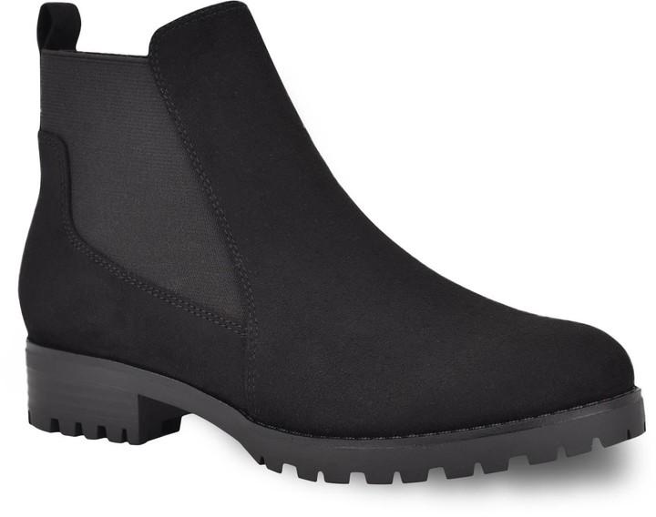Nine West Round Toe Women's Boots