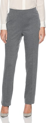 Alfred Dunner Women's Ponte Knit Short Pant