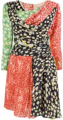Preen by Thornton Bregazzi Short Printed Dress