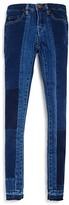 Blank NYC BLANKNYC Girls' Pieced Skinny Jeans - Sizes 7-14