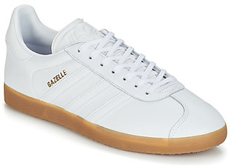 adidas GAZELLE women's Shoes (Trainers) in White