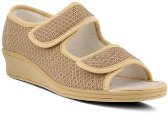 Spring Step Flexus by Loren Women's Wedge Sandals