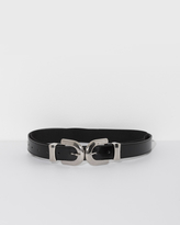 MM6 MAISON MARGIELA Double Knuckle Belt