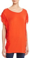 POL Fringe Tunic Tee - 100% Exclusive