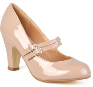 Journee Collection Women's Wendy-09 Pumps Women's Shoes