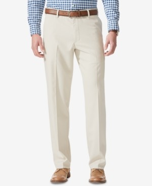 Dockers Comfort Relaxed Fit Khaki Stretch Pants