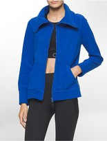 Calvin Klein Performance Kangaroo Fleece Jacket