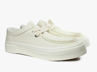 Good News Rookie Off White Shoes - organic cotton | off white | Sz 37 - Off white