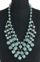 J.Crew Women's Bauble Cascade Necklace