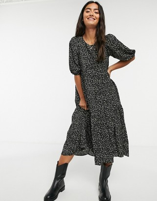 Brave Soul floaty smock dress