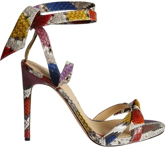Alexandre Birman Color Block Sandals