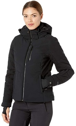 Spyder Haven GTX Infinium Jacket (Black) Women's Coat