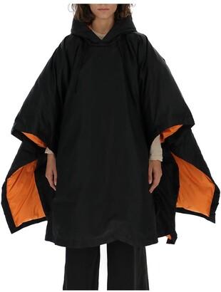 Comme des Garçons Comme des Garçons Oversized Hooded Jacket