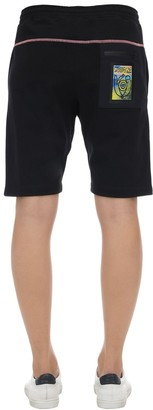 Loewe Eye nature Sweat Shorts